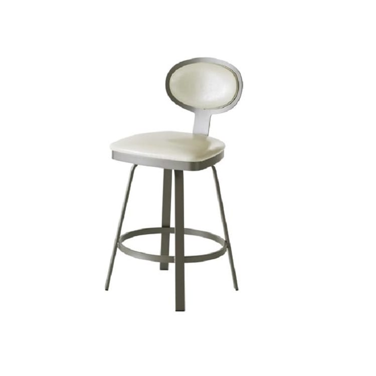 Amisco Maxim Swivel Barstool Decorum Furniture Store