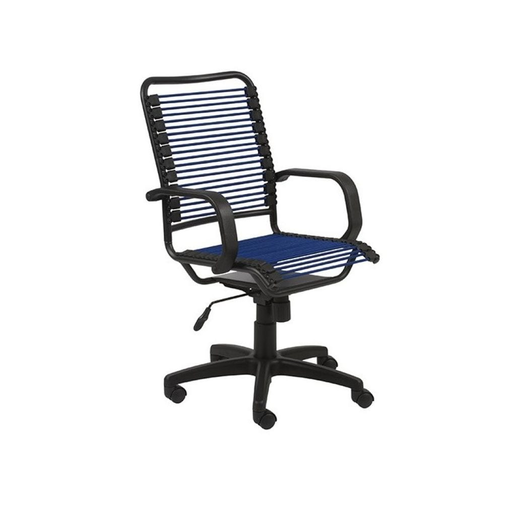 via office chairs 2. Euro Style Bradley Bungie Desk Chair Via Office Chairs 2