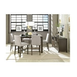 Casana Montreal Counter Table and Counter Stools