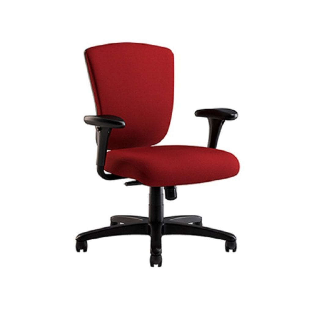 via office chairs. Via Seating \u2013 Brisbane Mid Back Office Chairs B