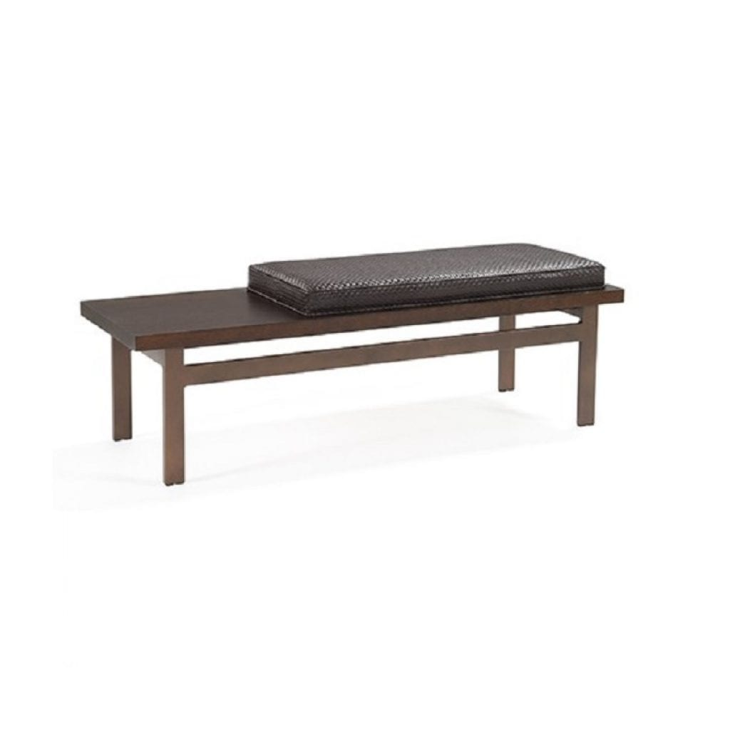 Living Room Ottomans & Benches | Decorum Furniture Store