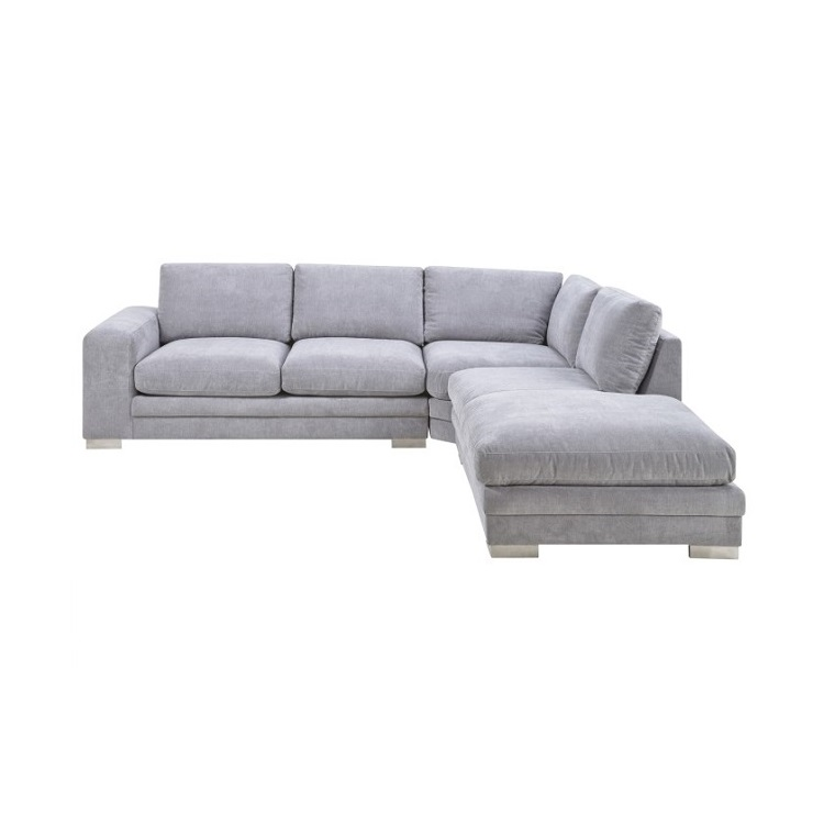 Actona yakima sectional chaise decorum furniture store for Furniture yakima