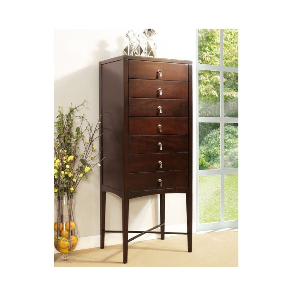 Ligna Port 7 Drawer Tall Chest