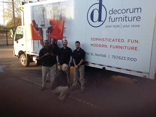 Furniture Warehouse Team | Decorum Furniture in Norfolk