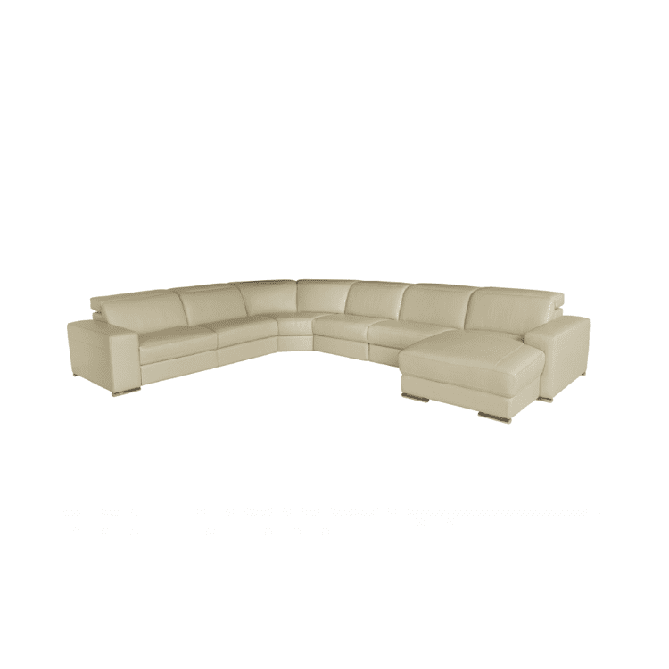 Chateau Dax Furniture Reviews: Chateau D'Ax Sectional - U27