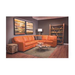 American Leather Kaden Sectional