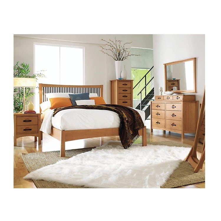 Copeland Furniture Berkeley Bedroom Collection