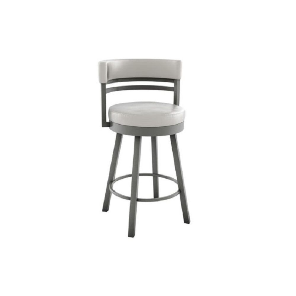 AMISCO Ronny Swivel Barstool