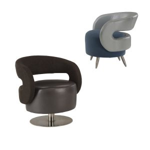 Lazar Flow Swivel Chair