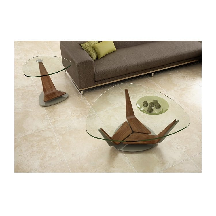 Elite Modern Triplex Occasional Tables