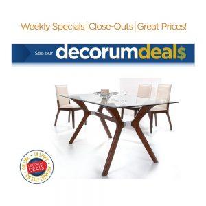 Furniture Sale - Furniture Specials at Decorum