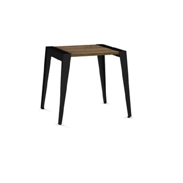Amisco Wedge End Table