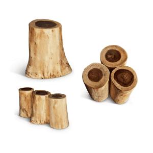 Urbia Stump Accent Table