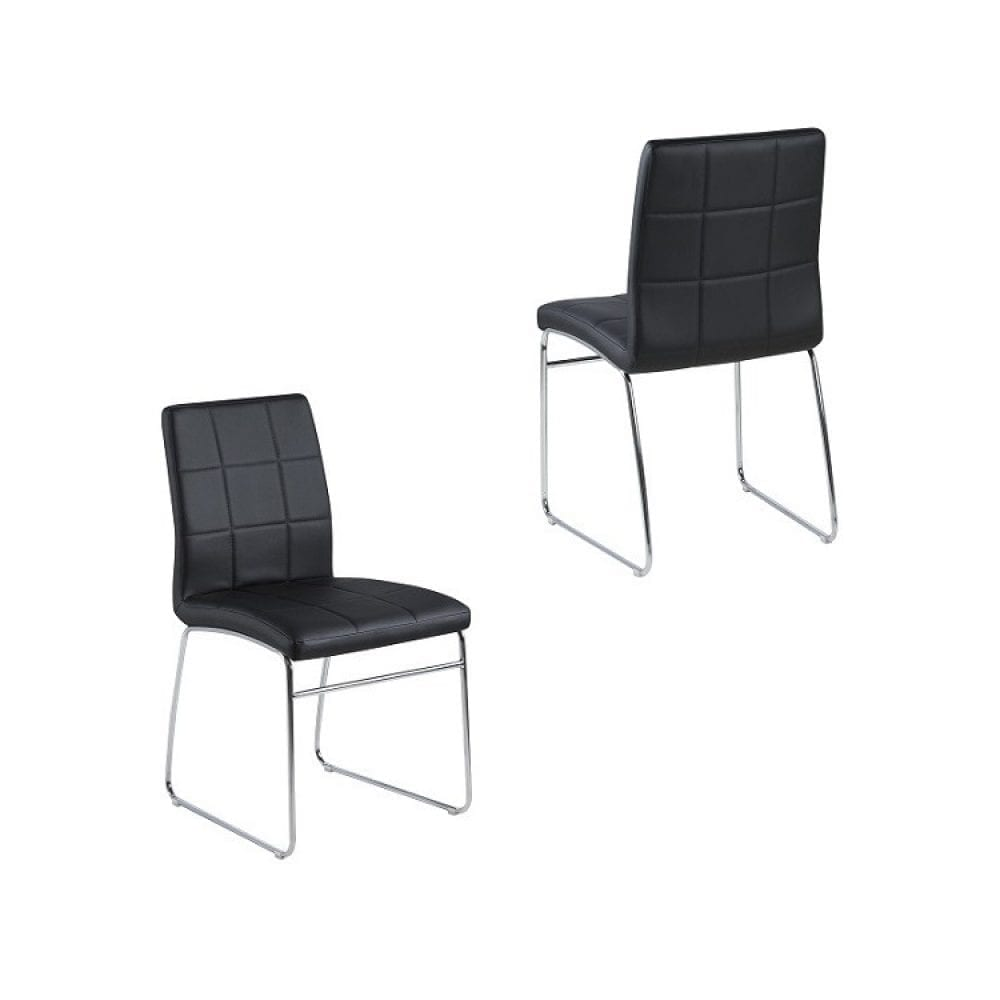 Actona Hot Chairs - Black