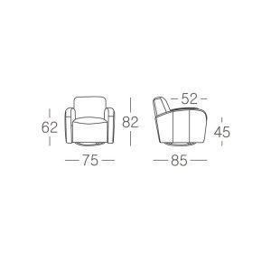 Kuka Chair - 855