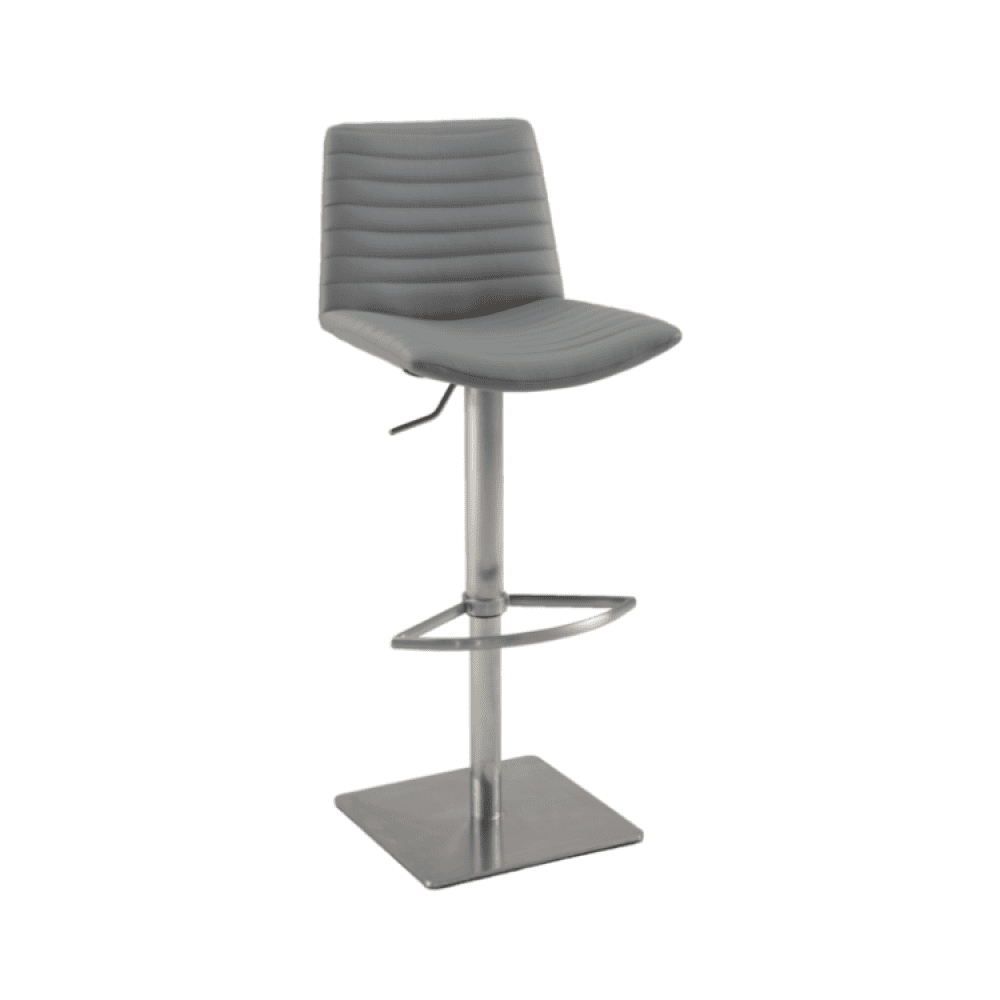 Chintaly Adjustable Bar Stool