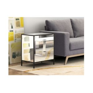 Zuo Modern - Upton End Table Mirror