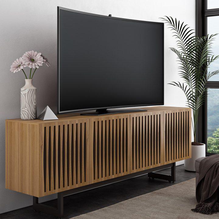 Media Furniture Stores: BDI Elements Media Storage Cabinet