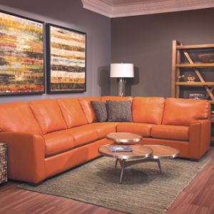 American Leather Kaden Sectional Furniture