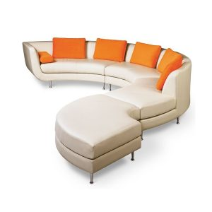 American Leather Menlo Park Sectional