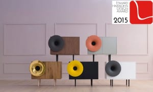 Caruso Audio Cabinet | Winner of the 2015 Edward Haimsohn Design Award