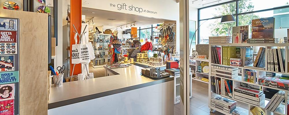 the gift shop at decorum - norfolk, va