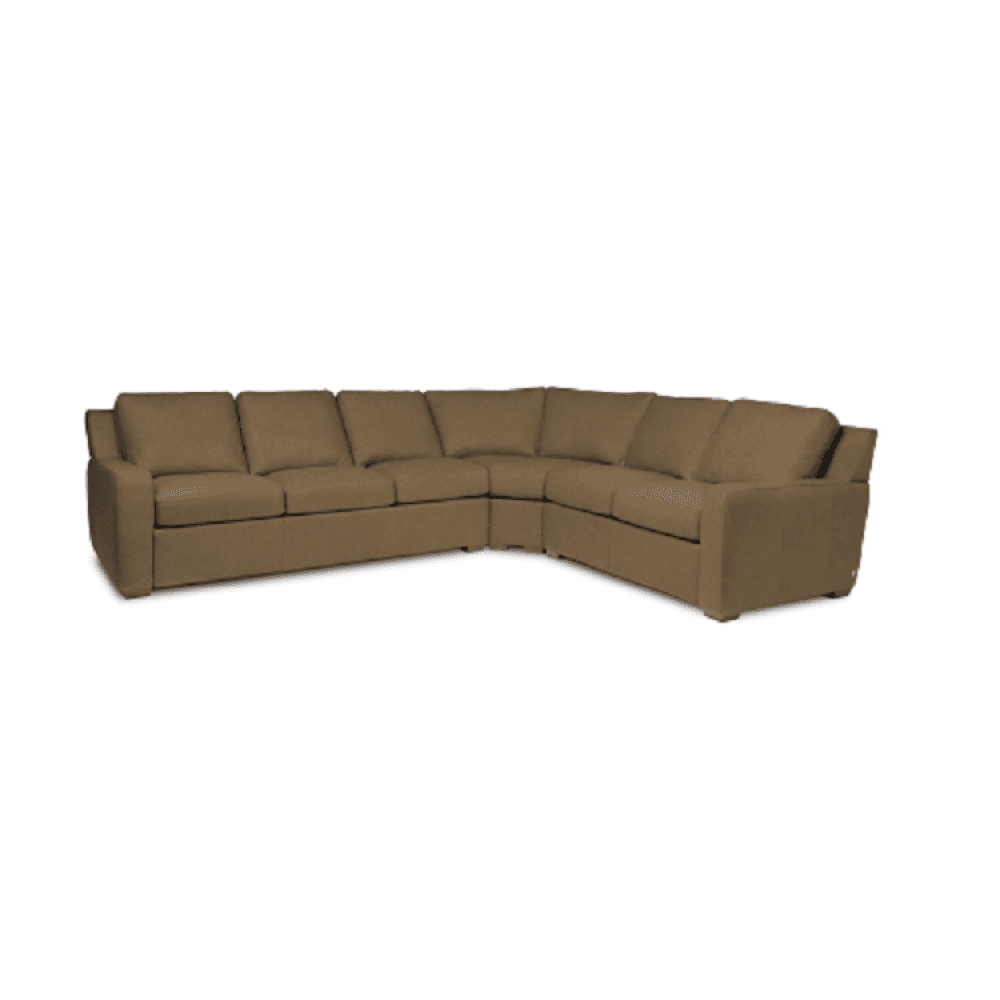 American Leather Lisben Standard Sectional