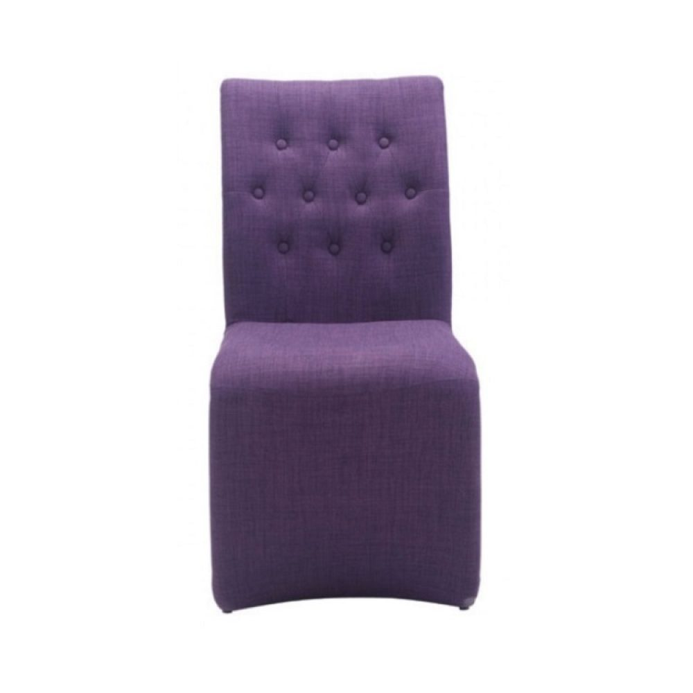 Zuo Modern – Hyper Dining Chair Purple
