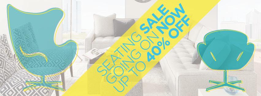 Decorum Furniture Seating Sale 2018